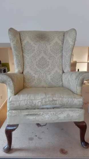 Parker Knoll chair before