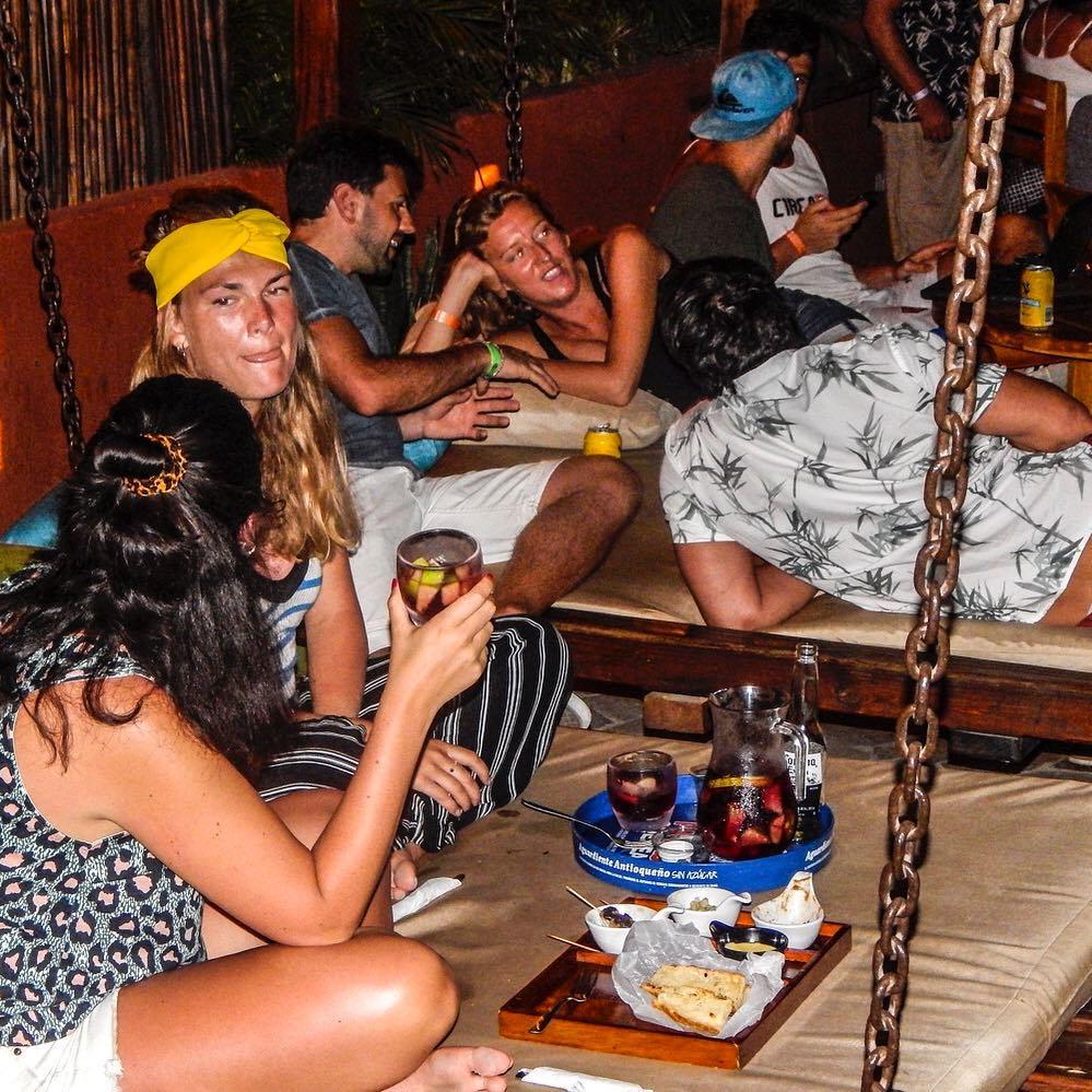 Tapas Lounge Bar at La Terraza by La Brisa Loca