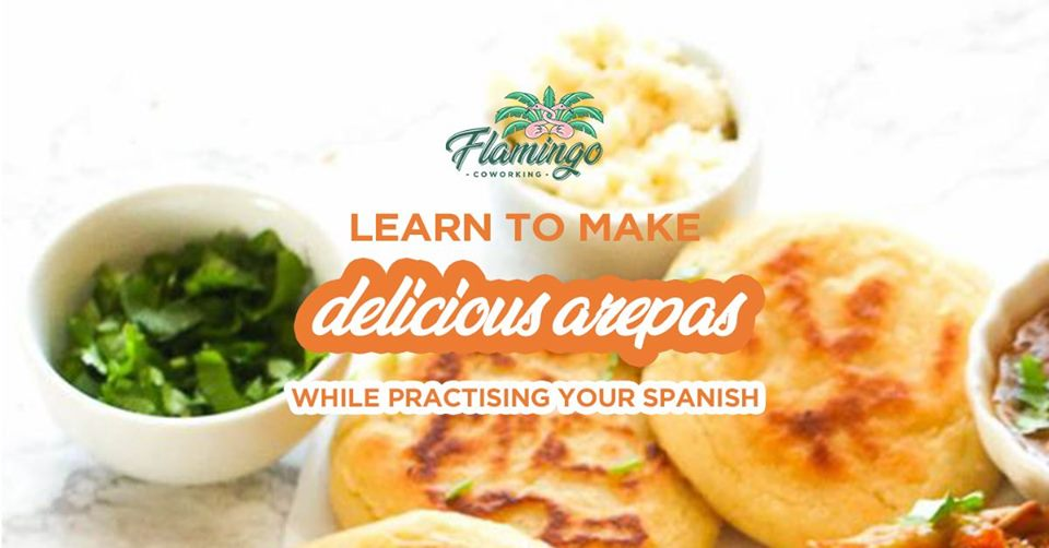 Arepas Workshop