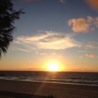 Perth sunset Dec 8th