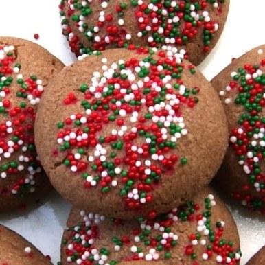 Peanut Butter Bon Bon Cookies