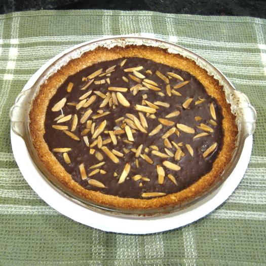 Chocolate Orange Mousse Torte