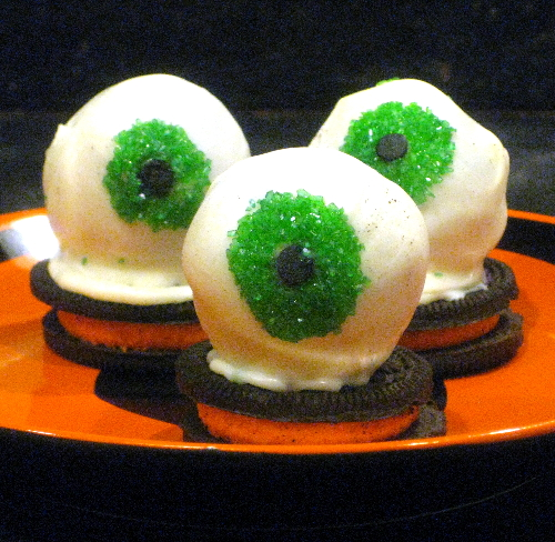 Chocolate Oreos Dunmore Candy Kitchen: Kitchen PLAY-ing With Halloween Oreos: Oreo Ghouls