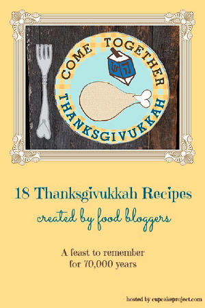 thanksgivukkah event