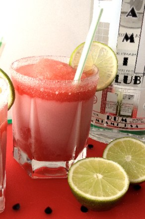 Key Lime Watermelon Daiquiri