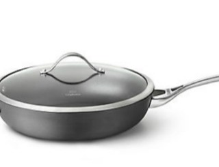 "Calphalon Contemporary 13"" Deep Skillet"