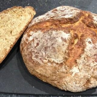 Irish (Brown) Soda Bread | Flamingo Musings