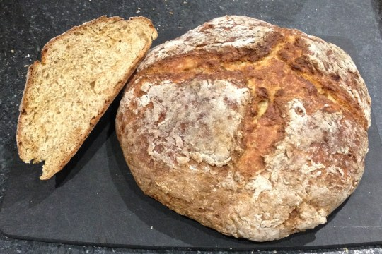 Irish (Brown) Soda Bread | Flamingo Musings