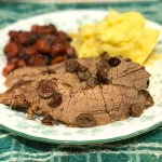 Instant Pot Brisket for the Holidays