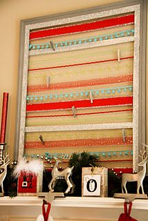 Must Have Craft Tips Christmas Card Displays
