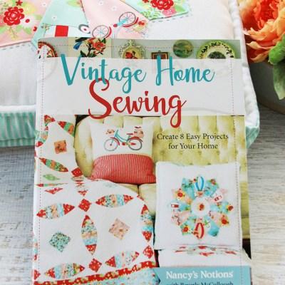Vintage Home Sewing Book