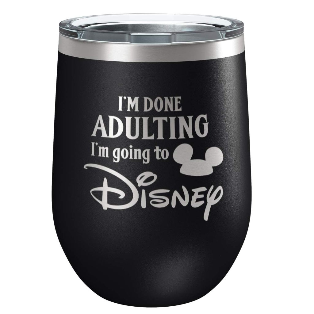 """Gift Ideas for """"Grown Ups""""! by popular Tennessee life and style blog, Flamingo Toes: image of Disney tumbler."""