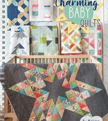 Charming Baby Quilts Sew Along Coming Soon!