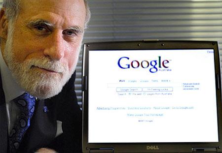 Vint Cerf google