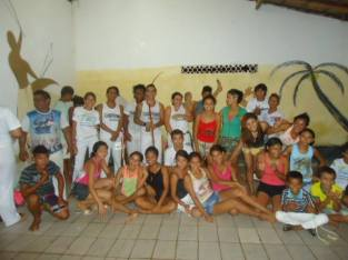 Barro Vermelho Capoeira