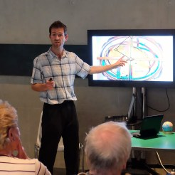 Mirek describes how an Armillary Sphere works