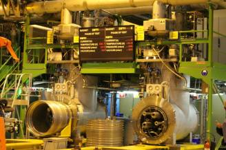 Magnet test facility