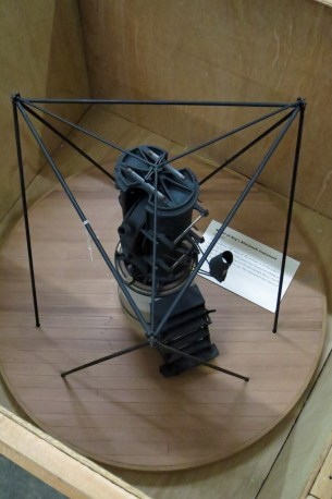Model of Airy's Altazimuth instrument