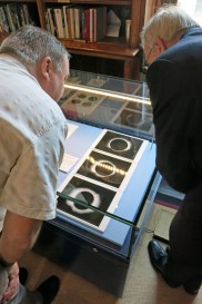 Original photographic prints from Eddington's expedition to observe the 1919 solar eclipse