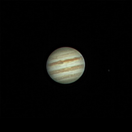 Jupiter from Blackheath 14 May 2016
