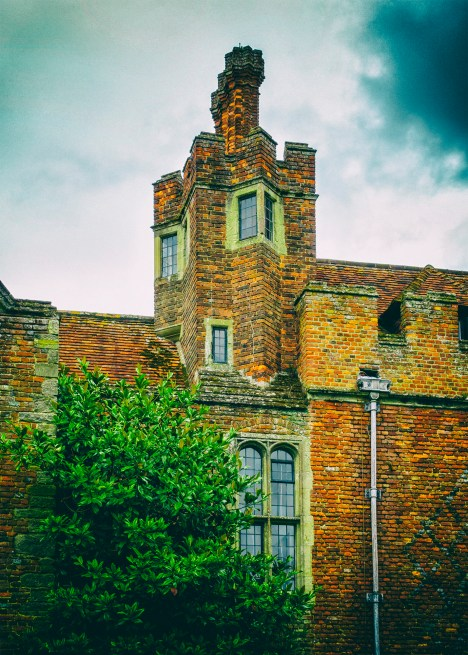 The Astronomer Royal's Rooms at Herstmonceux Castle