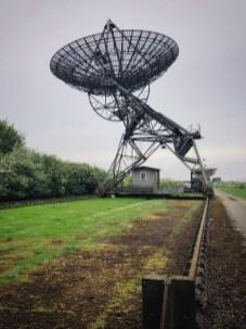 One-Mile Telescope Antenna