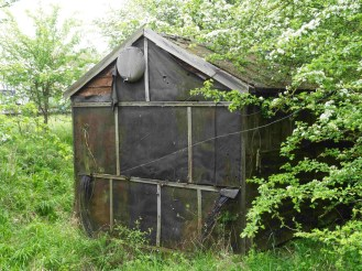 Jocelyn Bell Burnell's Shed