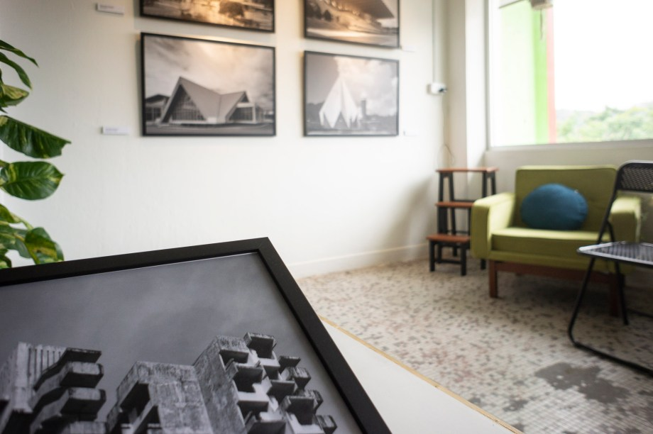 Brutopian Photo Exhibition : Sabah's Heritage Urban Architecture.