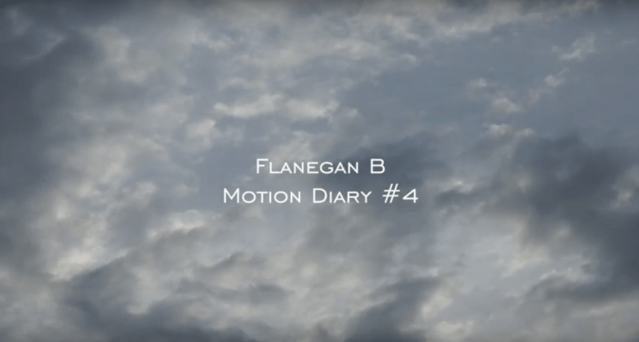 Motion Diary, Vlog No 4.