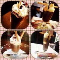 4 under the lens: Wiener Eiskaffee