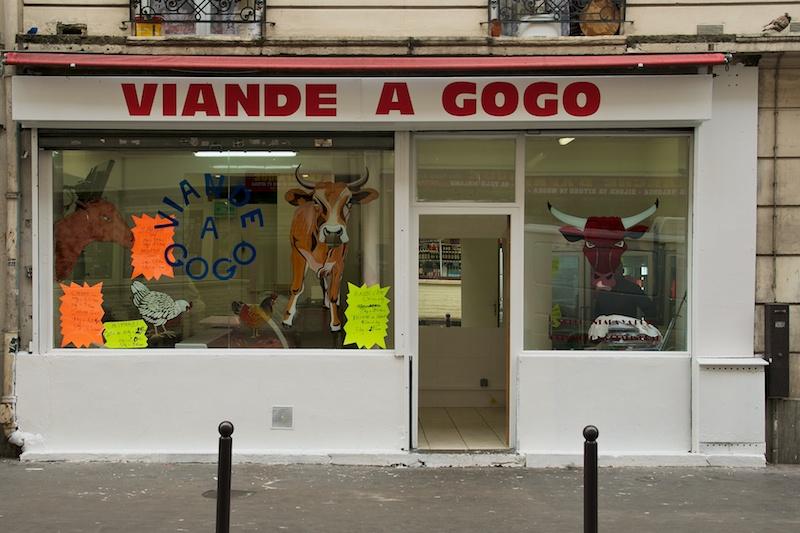 Viande à Gogo