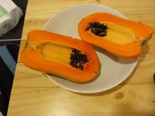 papaya in Thailand