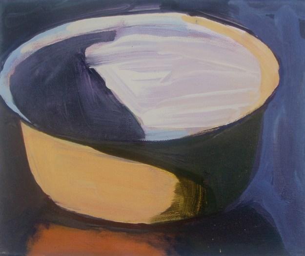 'Enamel Bowl'