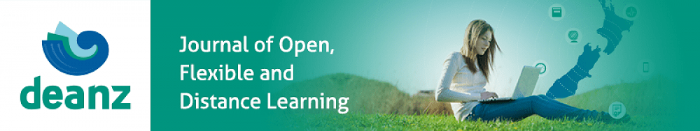 Predicting possible futures in Open, Flexible, and Distance Learning