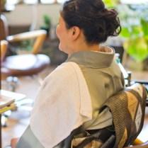 卒業式袴ヘアーメイク|青葉区、藤が丘、美容室、フラップヘアー
