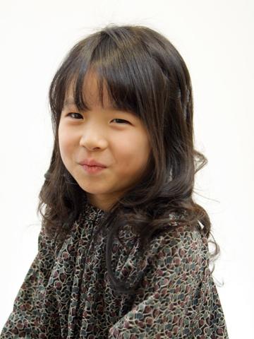 kei・子供カット|青葉区、藤が丘、美容室、フラップヘアー
