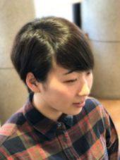 カット,くせ毛,ショートヘアー,美容室,藤が丘,横浜市青葉区,美容院,フラップヘアー