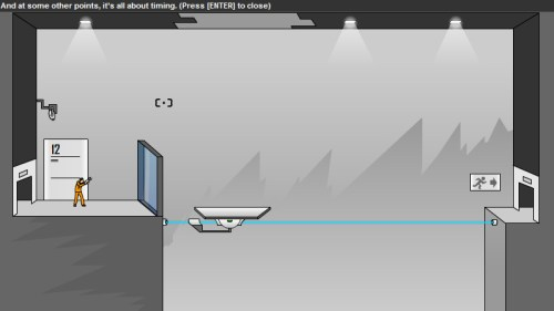 portal 2 flash game