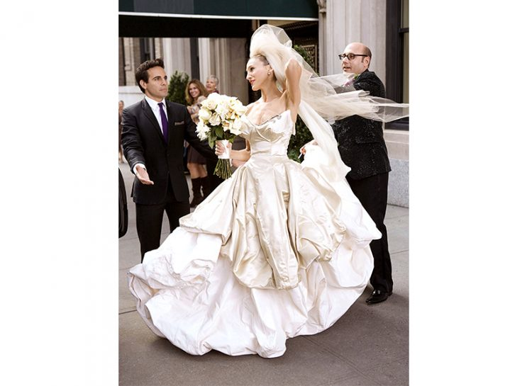 A New Sarah Jessica Parker Bridal Line Is Here!