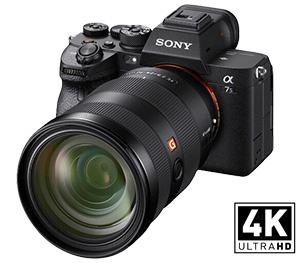 4k Kamera mieten sony alpha 7 s III