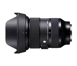 24mm - 70mm Sigma Art Zoom E-Mount Mieten