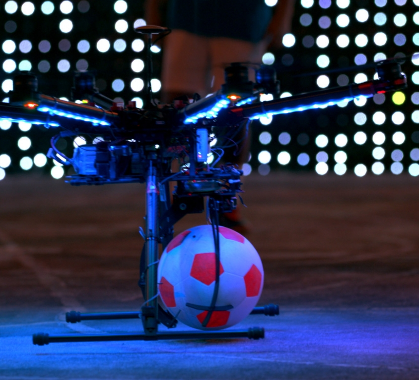 Drone Football