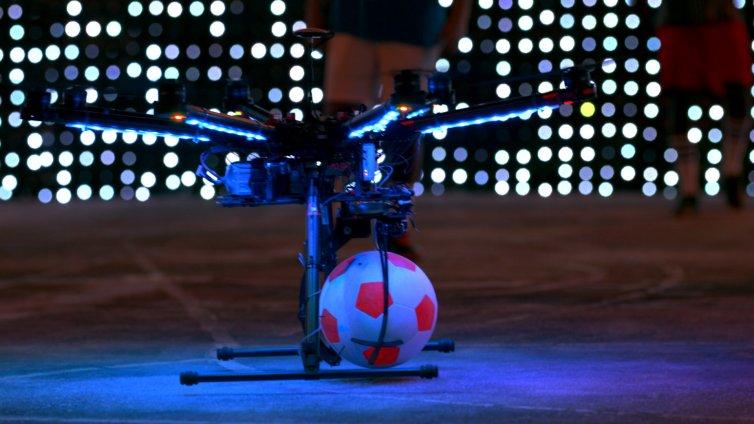 Drone Football