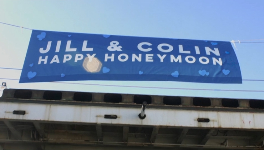 The Honeymoon 25 Years in the Making