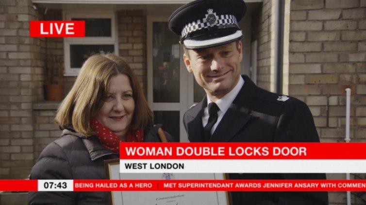 Double Lock Hero