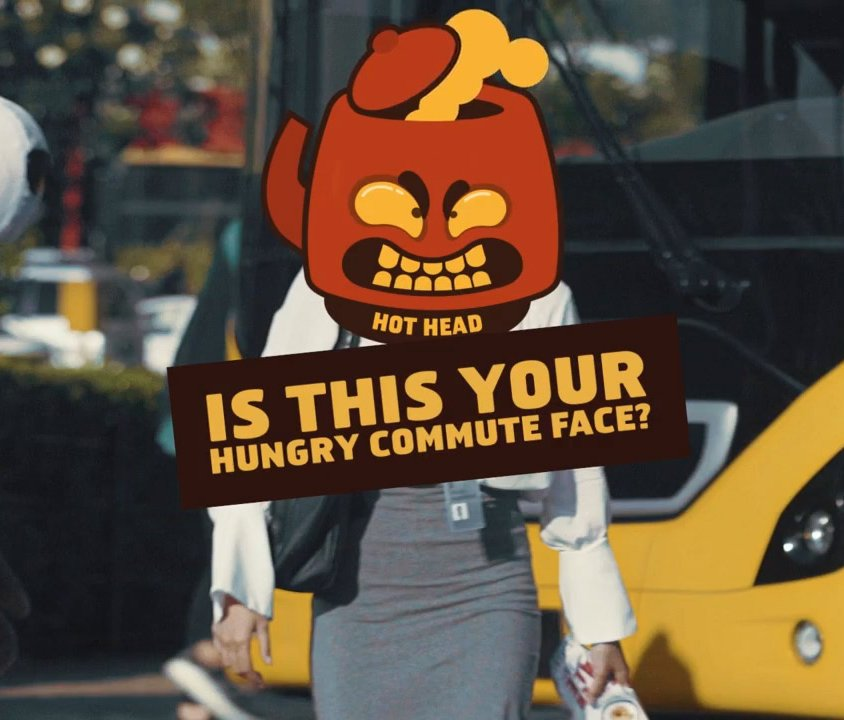 Don't Commute Hungry