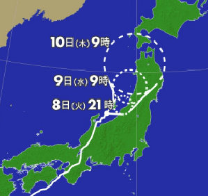 24台風新潟