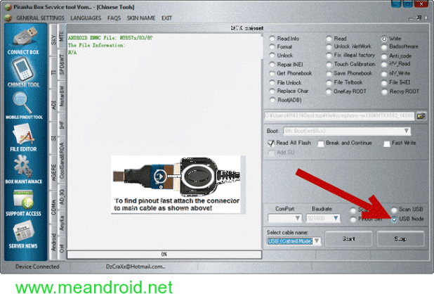 How To Flash Stock Rom Firmware On iBall Andi 3.5V Grabit 2