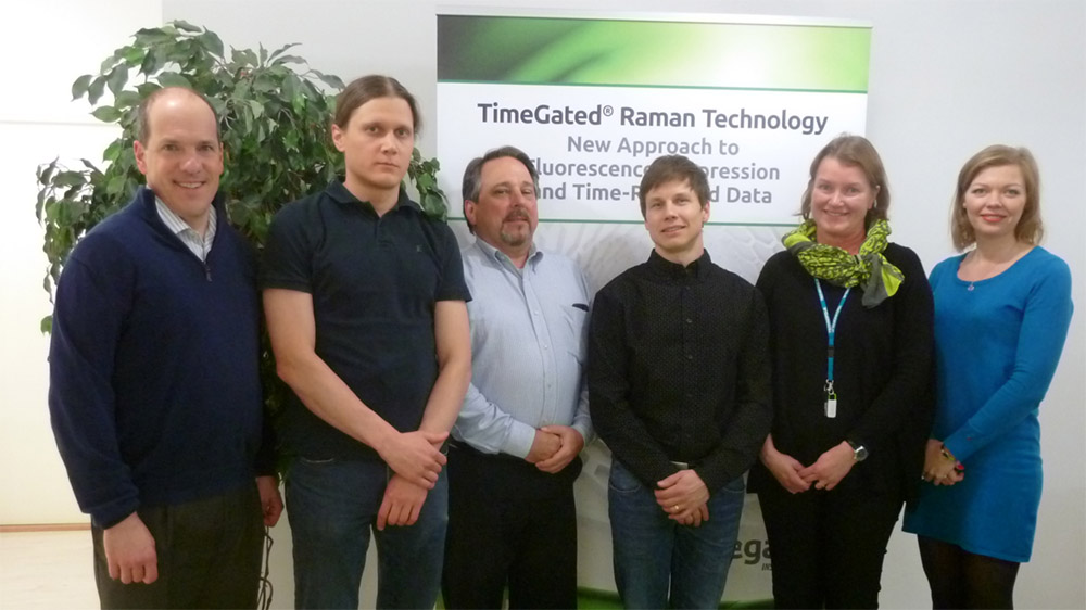 Flash Photonics Selected to Distribute TimeGate Raman Systems