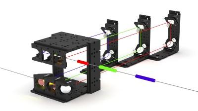 3DOptix Multiple Pulses Apparatus